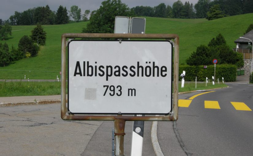 Albispasshöhe