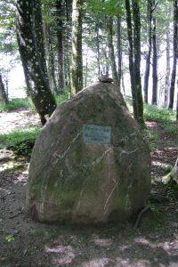 Stein auf dem Bürglenstutz