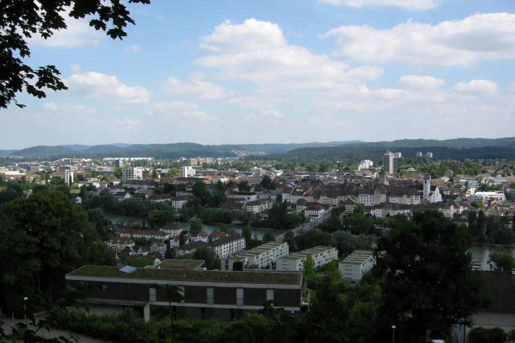 Alpenzeiger -> Aarau Ost