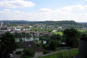 Alpenzeiger -> Aarau West