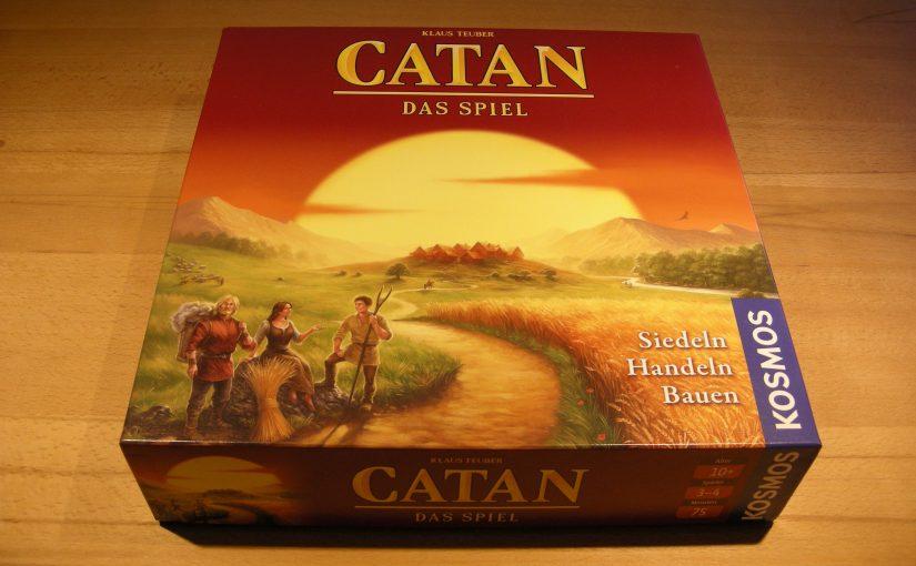 Bilder-Galerie: Catan – Das Basisspiel