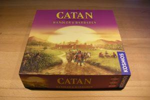 Catan - Händler und Barbaren
