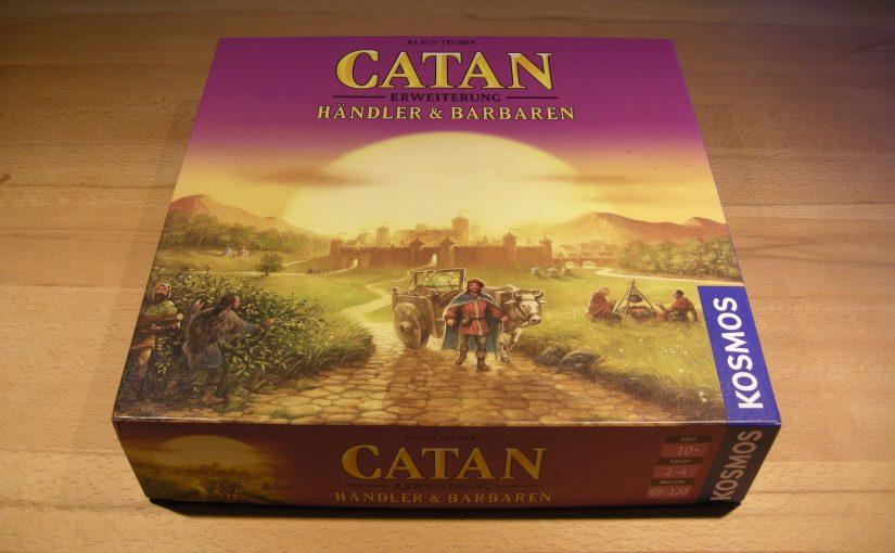 Bilder-Galerie: Catan – Händler & Barbaren