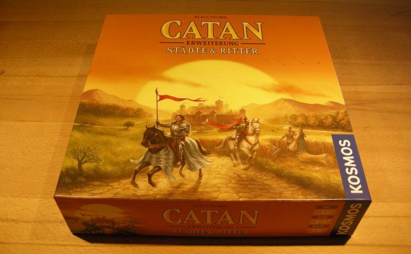 Bilder-Galerie: Catan – Städte & Ritter