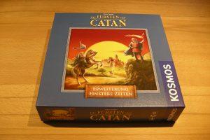 Catan - Finstere Zeiten