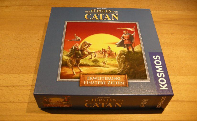 Bilder-Galerie: Die Fürsten von Catan – Finstere Zeiten