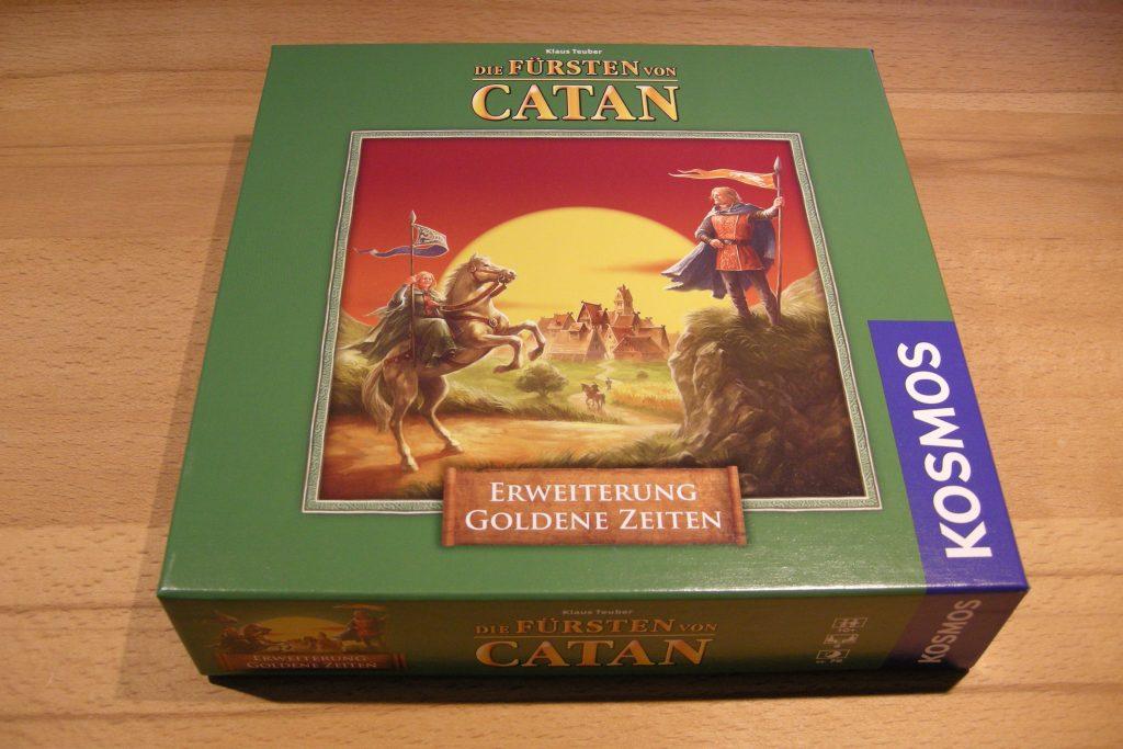 Die Fürsten von Catan - Goldene Zeiten