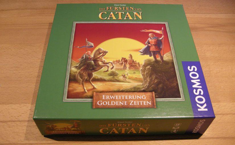 Bilder-Galerie: Die Fürsten von Catan – Goldene Zeiten