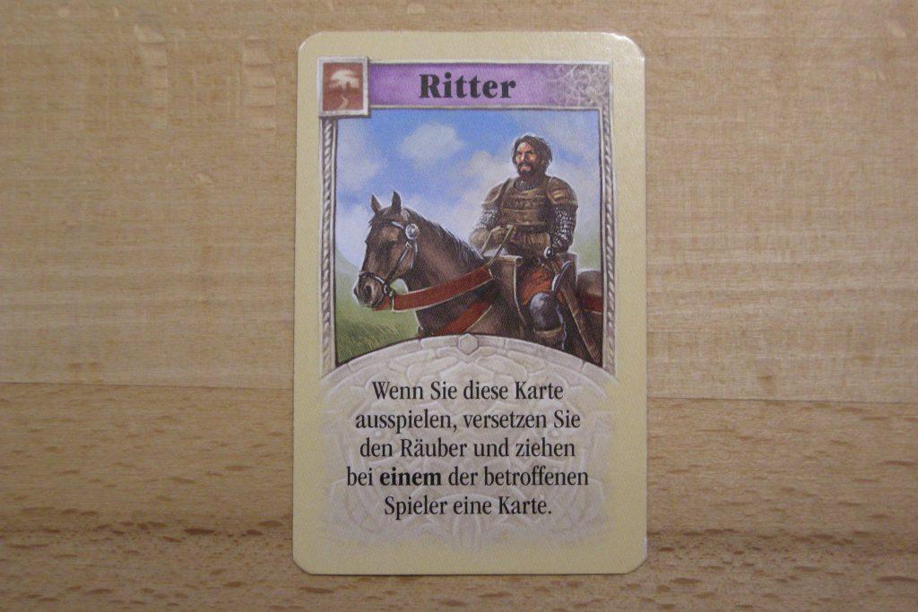 Catan - Ritterkarte