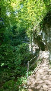 Twannbachschlucht-Weg