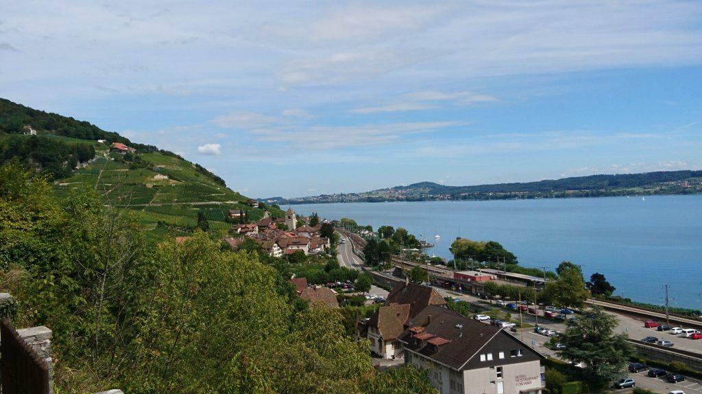 Twann und Bielersee