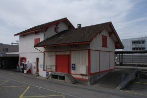 Bahnhof Mägenwil