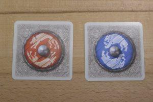 Catan - Das Duell: Startkarten