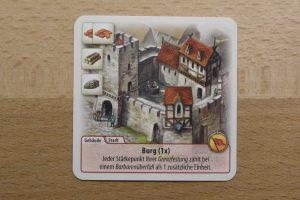Die Fürsten von Catan: Burg