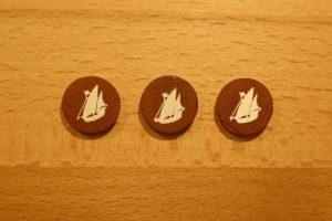 Die Fürsten von Catan: Entdeckerschiffe