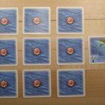 Die Fürsten von Catan: Auslage Meerkarten