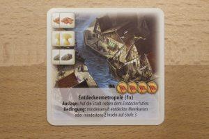 Die Fürsten von Catan: Entdeckermetropole