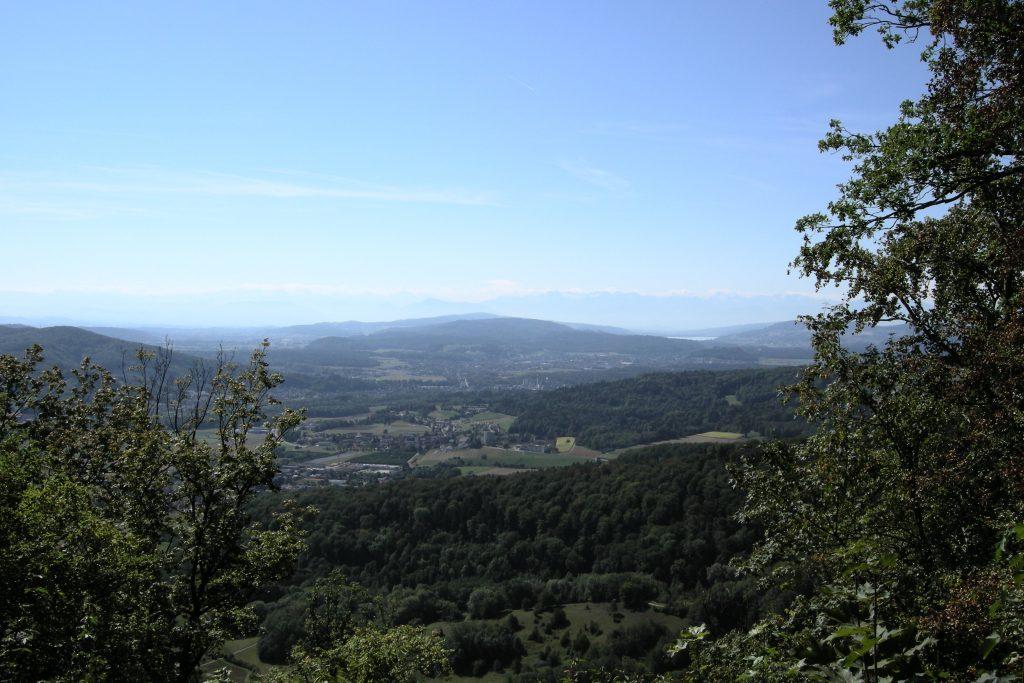 Ausblick Linnerberg
