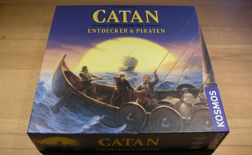 Bilder-Galerie: Catan – Entdecker & Piraten