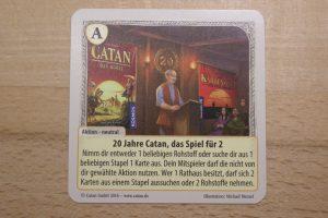 Catan - Das Duell: Sonderkarte 2016