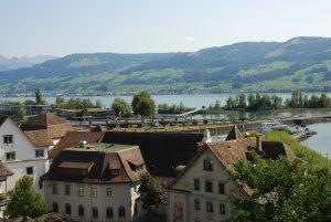 Altstadt und March