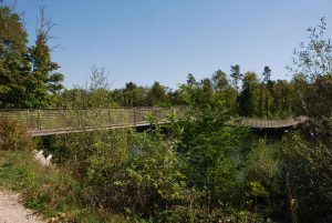 Spannbandbrücke Rupperswil