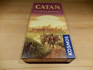 Catan - Händler & Barbaren: Ergänzung