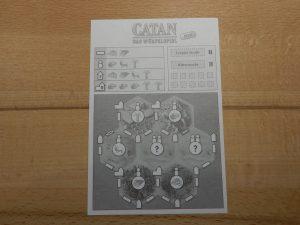 Catan - Das Würfelspiel: Das Spielblatt Plus