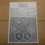 Catan - Das Würfelspiel: Das Spielblatt voll