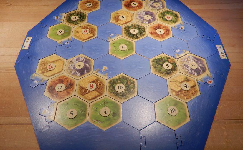 Catan - Die vier Inseln