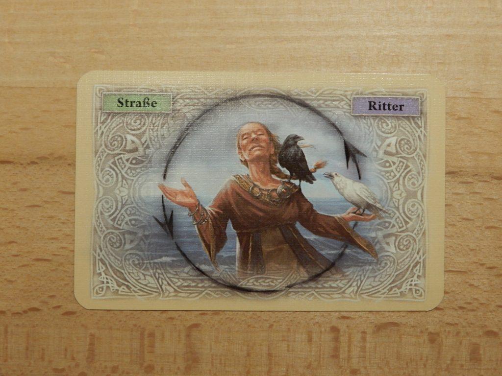 Catan - Das schnelle Kartenspiel: Schicksalskarte