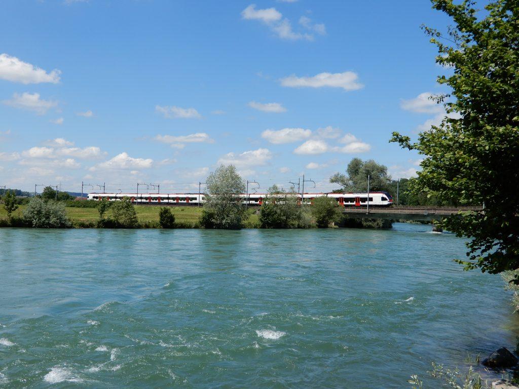 Reussbrücke Meisterswil