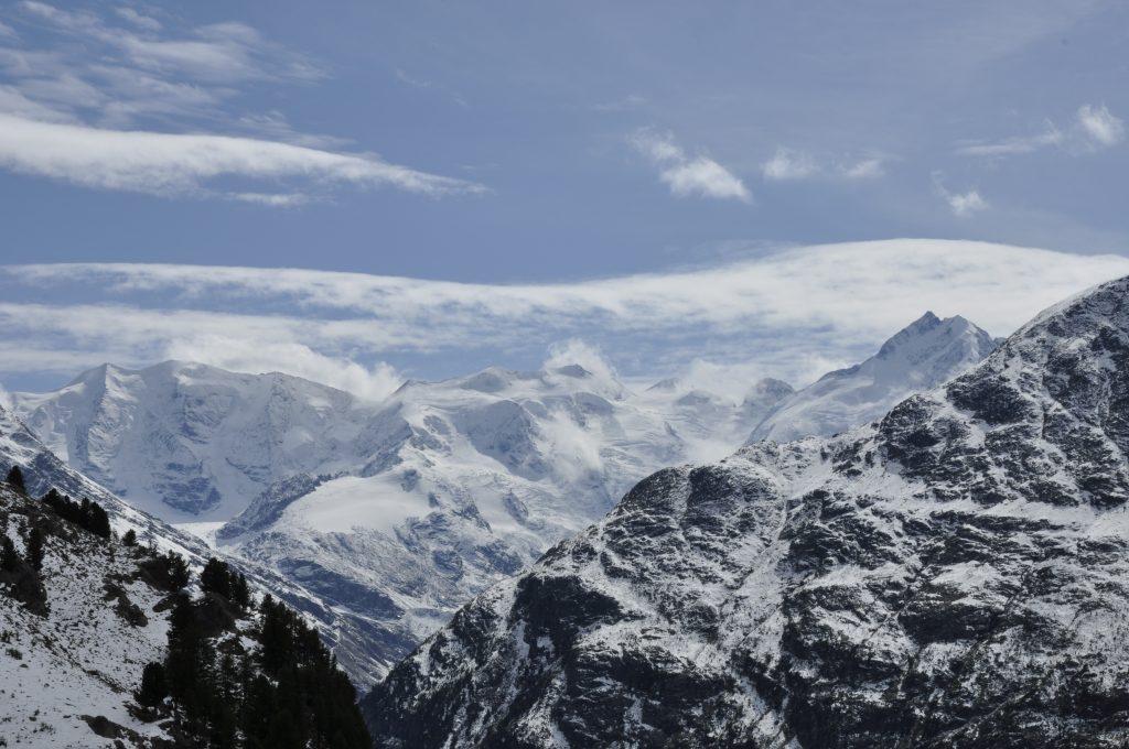 Die Berninagruppe