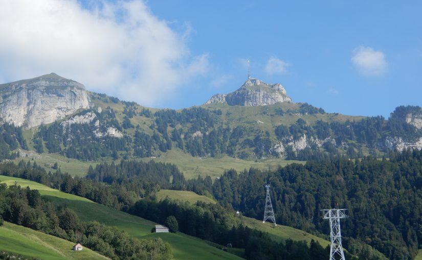 Aussicht von Brülisau