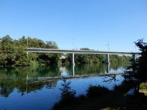 Eisenbahnbrücke in Killwangen
