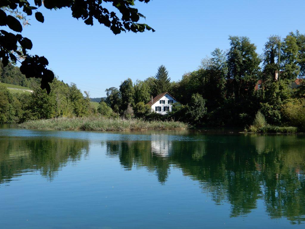 Idylle bei Spreitenbach