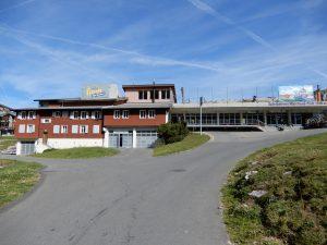 Die alte Bergstation
