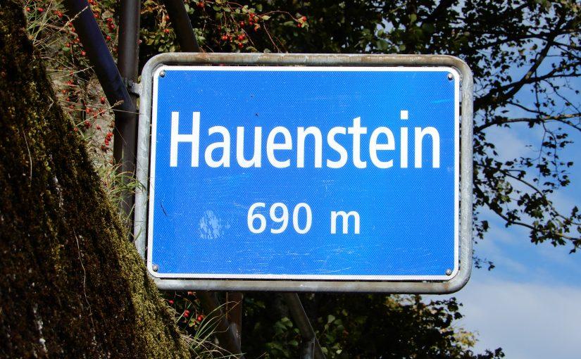 Unterer Hauenstein