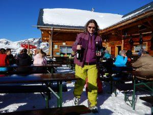Bergrestaurant Erzegg - Nachschub kommt