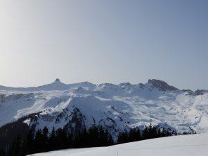 Panorama Richtung Spitzmeilen