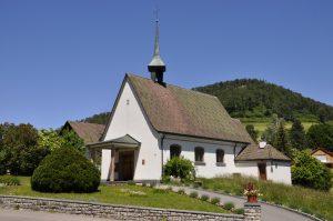 Kapelle in Langenbruck