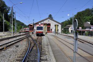 Depot und Werkstatt