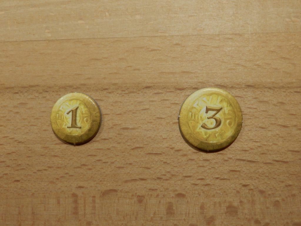 Catan Entdecker & Piraten - Goldmünzen