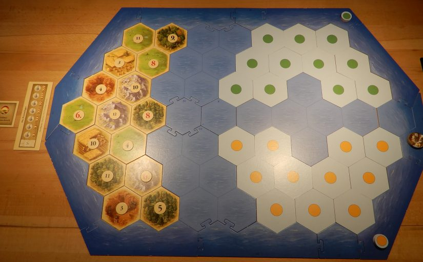 Catan - Die Piratenlager