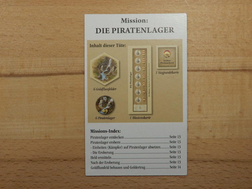 Catan - Mission: Die Piratenlager