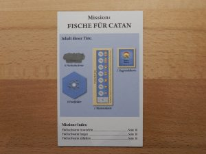 Catan - Mission: Fische für Catan