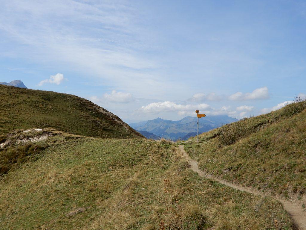 Der Trütlisbergpass