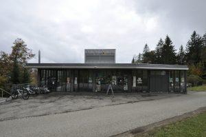 Bergstation Mont-Soleil
