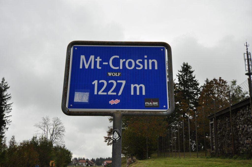 Col du Mont Crosin