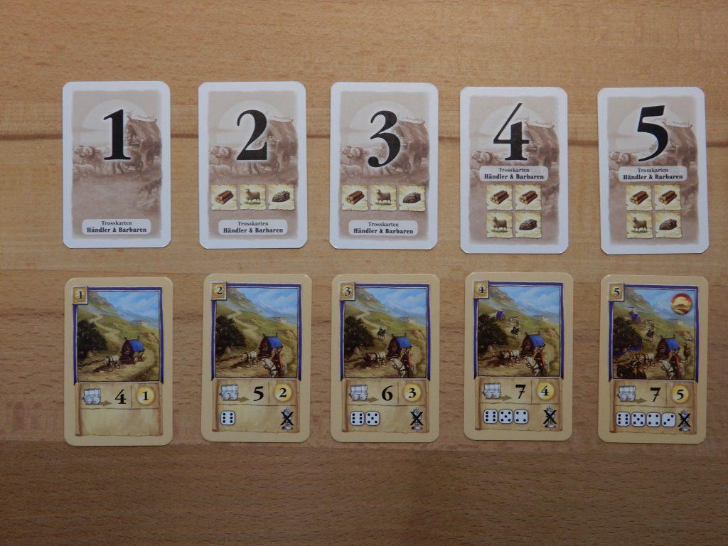 Catan - Trosskarten